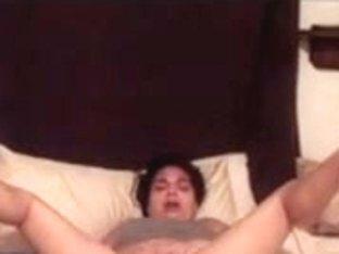 Girlfriend Nikki clitoral big O