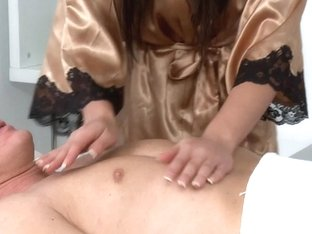 Massage-Parlor: Glad You Came