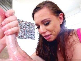 Aidra Fox & Winston Burbank & Jonni Darkko in Suck Balls #04 Video