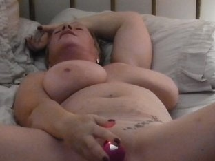 Mother I'd Like To Fuck Fucking her tattooed Bawdy Cleft to Agonorgasmos