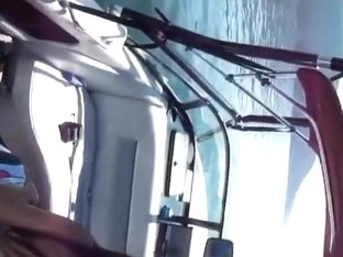 fuck my gf on private boat