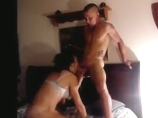 girl makes a sextape with her mohawk bf