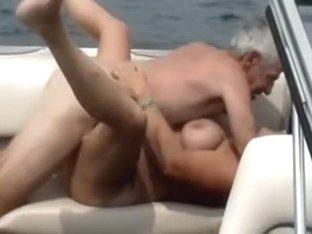 Swingers boat cuckold fuck