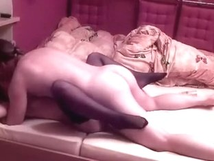 Cumming All Up Inside His GF's Wet Pussy