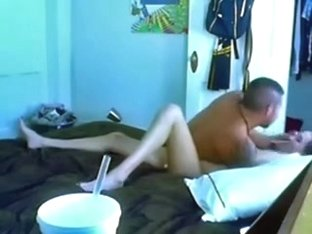 Army guy fucks his wife hard