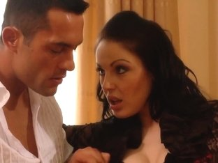 Best pornstar Tina Gabriel in incredible facial, big tits adult movie